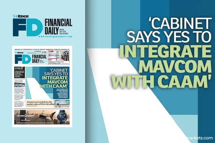 'Cabinet says yes to integrate Mavcom with CAAM'